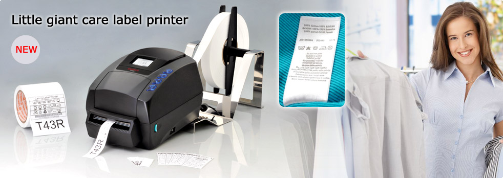 sbarco label care printer